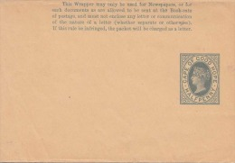 CAPE OF GOOD HOPE 1895? - Halfpenny Ganzsache Auf Cover ** - Südafrika (...-1961)