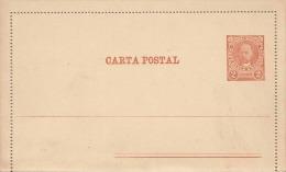 ARGENTINA 1895? - 2 Centavos Ganzsache Hellbraun ** Auf Briefkarte - Argentinien
