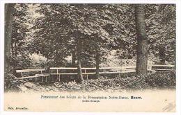 Boom - Jardin Bocage - Boom