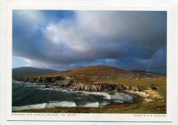 IRELAND - AK 200255 Co. Mayo - Dooagh auf Achill Island