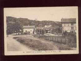 91 Orsay Le Guichet Vue Sur La Gare édit. ND N° 32 Train Chemin De Fer - Orsay