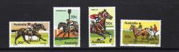 "Australie - ""Equitation. Courses""   Neufs** - Nuovi"