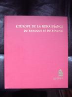 L´EUROPE DE LA RENAISSANCE DU BAROQUE ET DU ROCOCO.  Jules Van Ackere. - Architecture