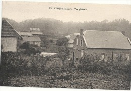 02 - VILLEVEQUE (Aisne) - Vue Générale. - France