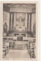 DORNES  L'intérieur De La Chapelle - France