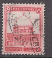 Palestine, 1932, SG 106, Used - Other