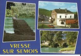 Vresse  Sur  Semois.  (2 Scans) - Vresse-sur-Semois