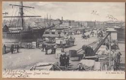 New Zealand   AUCKLAND Queen Street Wharf  Nz222 - New Zealand