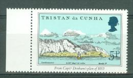 Tristan Da Cunha: 1981   Early Maps   SG304w   5p   [Wmk Crown To Right Of CA]    MNH - Tristan Da Cunha