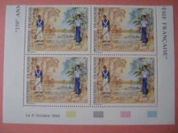 POLYNESIE   P 443A * *   Sans Cartor (coin Date  Du  9 10 1995 - Ongebruikt