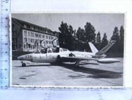 CPSM Aviation - Photo Fouga Magister N° 236 - Flugwesen