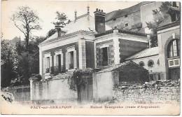 PACY SUR ARMANCON - Maison Bourgeoise (route D'Argenteuil) - France