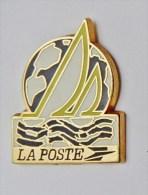 Pin's La Poste Signé Tosca - 27R - Autres