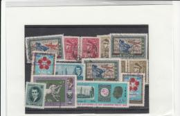DE317-1969 IRAN Lot 14 Briefmarken-Neu+Gest. - Iran