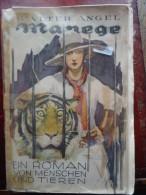 Cirque Circo Circus Zirkus Manege Roman Novel Walter Angel - Livres, BD, Revues