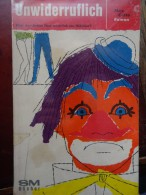 Unwidderruflich Roman Novel Spionnage Circus Zirkus Cirque - Livres, BD, Revues