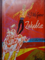 Roman Novel  Circus Zirkus Cirque Zirkusblut McGraw - Livres, BD, Revues