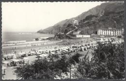 ESPANA - DEBA / DEVA -  Playa - 1962 - Pays Basque - Province Guipuscoa - Comarque Debabarrena - Guipúzcoa (San Sebastián)