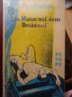 Neil Paterson Mann Auf Drahtseil Roman Novel Circus Zirkus Artisten Cirque - Livres, BD, Revues
