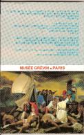 75 PARIS MUSEE GREVIN   CARNET  SOUVENIR  De 11 Mini-cartes Couleurs (scenes Historiques) / NEUF FAIRE OFFRE!!!! - Musea
