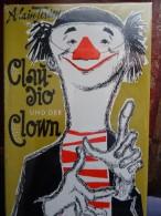 Cirkus Claudio Und Der Clown Roman Novel Cirque Zirkus Circus - Livres, BD, Revues