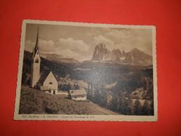 B299 Val Gardena S.giacomo Cortina Viagg.lieve Piega Ad Angolo - Italia