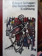 Die Geisterbahn Erzählung Schaper Roman Novel Circus Zirkus - Livres, BD, Revues