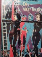 Die Vier Teufel  Bang  Circus Zirkus Circo Cirque Acrobats - Livres, BD, Revues
