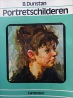 Portretschilderen Olieverf Acryl Schilderen Portret Portretten - Livres, BD, Revues
