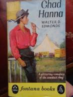 Chad Hanna Edmonds Circus Cirque Circo Zirkus Roman Novel - Livres, BD, Revues