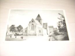 Fotokaart Drogenbos Kerk - Drogenbos