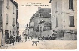 GOURDON - L´Hôpital, Rue Cavaignac - Gourdon
