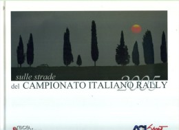 SULLE STRADE DEL CAMPIONATO ITALIANO RALLY 2005 Race & Motion Photography - Sport