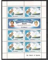 Tuvalu Y/T  155 / 160 (**) - Tuvalu