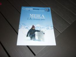 Belle Et Sebastien - Cinema Movie Program Programme From Greece - Programmes