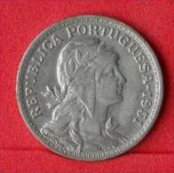 PORTUGAL  50  CENTAVO  1951   KM# 577  -    (Nº07477) - Portugal