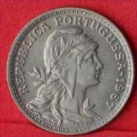 PORTUGAL  50  CENTAVO  1967   KM# 577  -    (Nº07491) - Portugal