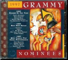 1 9 9 7   * GRAMMY  NOMINEES * TRACY CHAPMAN, TONY BRAXTON, GLORIA ESTEFAN, JEWEL....more - Hit-Compilations