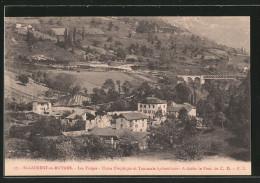 CPA St-Laurent-en-Royans, Les Forges, Usine Electrique Et Tournerie Hydraulique, Le Pont Du C.D. - Frankreich