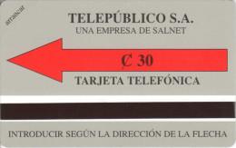 El Salvador - Urmet - M-04 - C30 - 20ex. - MINT - RRRR - Salvador
