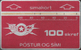 Iceland - L&G - ICE-D-01A - 601A - 2mm - R