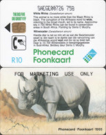 South Africa - Chip - SAF-05 - R10 - For Marketing Use Only - RR - Afrique Du Sud