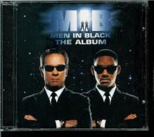 MEN  IN  BLACK  * THE ALBUM * ALICIA KEYS, DESTINY CHILD, WILL SMITH,..more - Filmmuziek