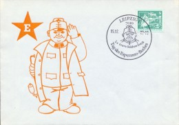 I5223 - DDR (1983) 7010 Leipzig 1 (topics: Day Esperanto Books - The Good Soldier Schweik) - Esperanto