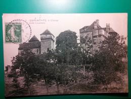 CUREMONTE - 19 - LE CHÂTEAU CÔTÉ COUCHANT - M - - France