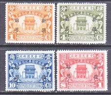 SINKIANG  78-81   * - Sinkiang 1915-49