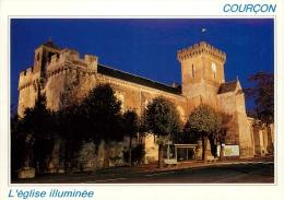 CPSM Courçon     L1653 - France