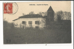 71 CRECHES QUARTIER DE L'EGLISE - France