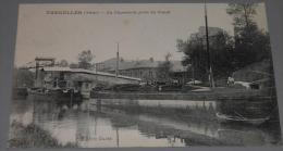 Thenelles La Cimenterie Prise Du Canal - France