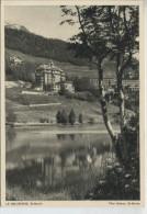 Hotel Belvédère St.-Moritz Catre Pub. Texte Sur Dos Non-circulée - Hotels & Restaurants